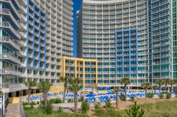 Avista Resort Amenities