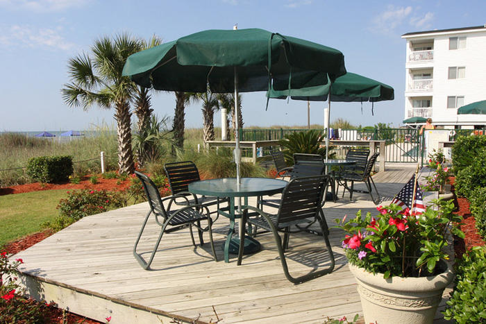 BEACH CLUB II - Ocean Front Vacation Rentals in Windy Hill North