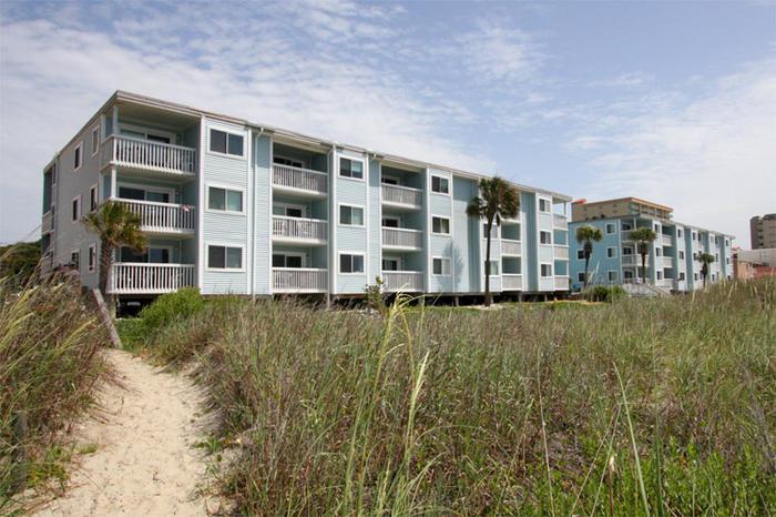 ocean garden villas in north myrtle beach - Ocean Garden