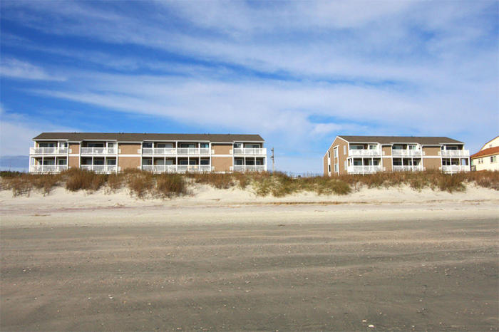 Raintree Villas North Myrtle Beach