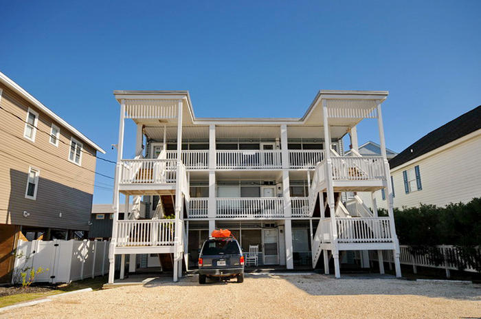 Seaward Villas Ii North Myrtle Beach