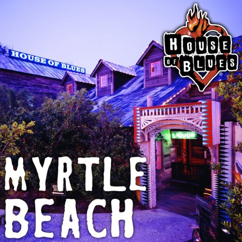 House Of Blues Seating Chart Myrtle Beach Sc