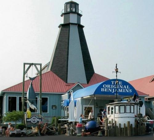 Brilliant Original Benjamins Calabash Seafood Myrtle Beach Sc Dining Interior Design Ideas Philsoteloinfo